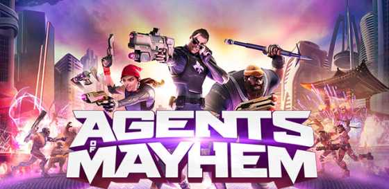 Agents of Mayhem v1.0