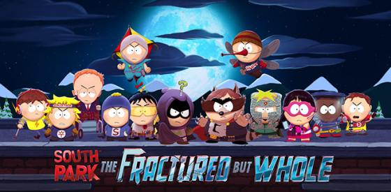 South Park: The Fractured But Whole v1.0