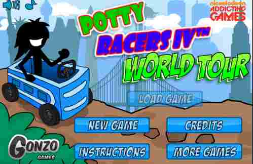 Potty Racers 4