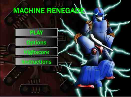 Machine Renegade
